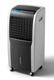Goldair - Air Cooler Plus Heater - Grey and White