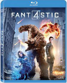 The Fantastic Four 2015 (Blu-ray)