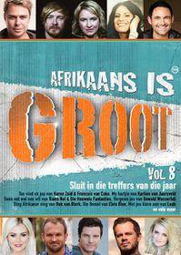 Afrikaans Is Groot Vol 8 (DVD)