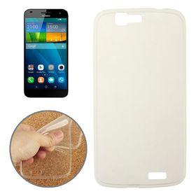 Tuff-Luv Huawei G7 TPU Gel Case - Clear