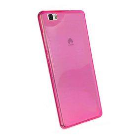 Tuff-Luv Huawei P8 Lite TPU Gel case - Pink