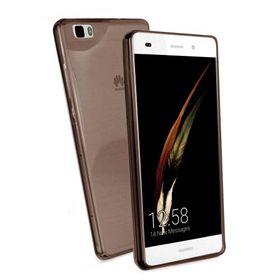 Tuff-Luv Huawei P8 Lite TPU Gel case - Graphite