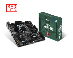 MSI Intel B150M Mortar B150 Chipset - Socket 1151