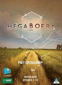 Megaboere Reeks 1 (DVD)