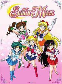 Sailor Moon:Season 1 Part 2 - (Region 1 Import DVD)