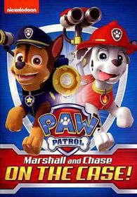 Paw Patrol:Marshall and Chase on The - (Region 1 Import DVD)
