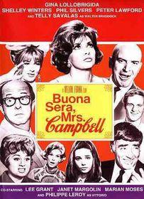 Buona Sera Mrs. Campbell - (Region 1 Import DVD)