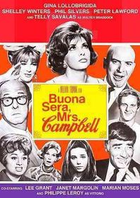 Buona Sera Mrs. Campbell - (Region 1 Import DVD)