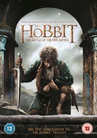 The Hobbit: The Battle of the Five Armies (Parallel Import - DVD)