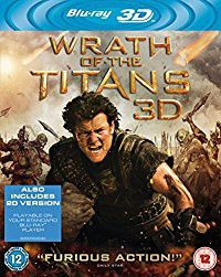 Wrath Of The Titans (3D + 2D Blu-ray)