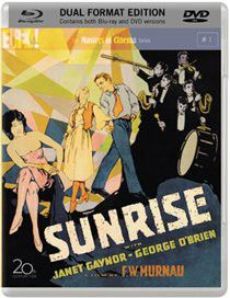 Sunrise (Import Blu-ray + DVD)