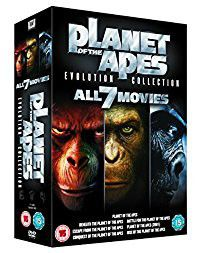 Planet of the Apes Evolution Collection (DVD)