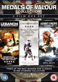 The Medals Of Valour Collection (DVD)