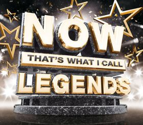 Now That's What I Call Legends - Various (3CD)