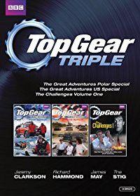 Top Gear Triple (DVD)