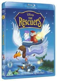 The Rescuers (Blu-Ray)