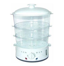 Sunbeam - 3 Tier Food Steamer - White