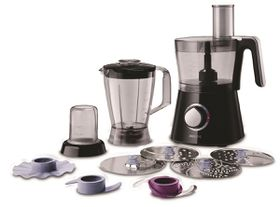 Philips - Food Processor - Black