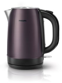 Philips - Metal Kettle - Lilac