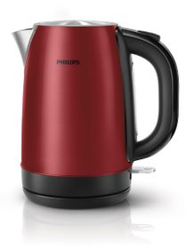 Philips - Metal Kettle - Red