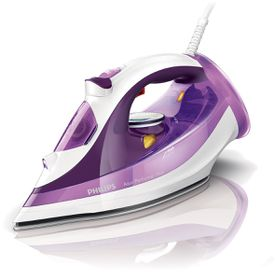 Philips Azure Steam Iron - Purple