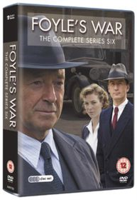 Foyle's War - Series 6 - Complete (DVD)