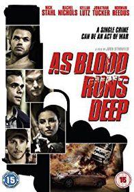 As Blood Runs Deep (DVD)