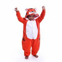aFreaka - Kids Orange Tiger Onesie