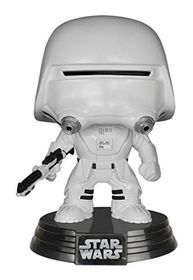 Pop Star Wars: EP7 - First Order Snowtrooper