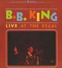 B.B. King -  Live at The Regal - (Vinyl)