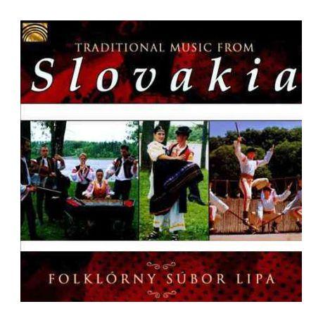 Folklorny Subor Lipa - Traditional Music From Slovakia (CD)