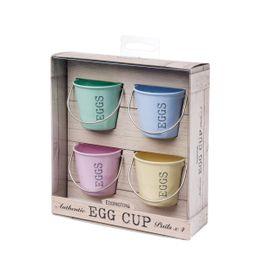 Eddingtons - Egg Cup Pails - Blue