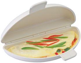 Progressive Kitchenware - Micro Omelette Maker - Beige