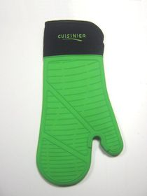 Progressive Kitchenware - Silicone Oven Glove - Green