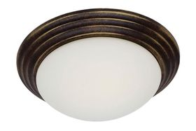 Bright Star - Ceiling Fitting - Black and Gold