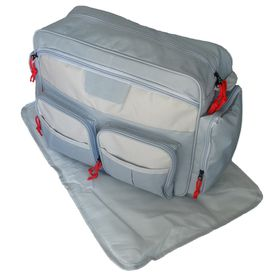Eco - Nappy Duffel Bag with Change Mat