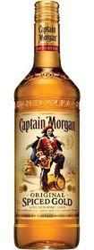 Captain Morgan - Spiced Gold Rum - 750ml