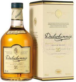 Dalwhinnie - 15 Year Old Single Malt Whisky - Case 6 x 750ml