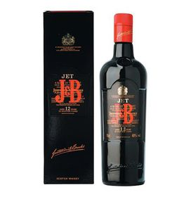 J&B - Jet 12 Year Old Scotch Whisky - 750ml