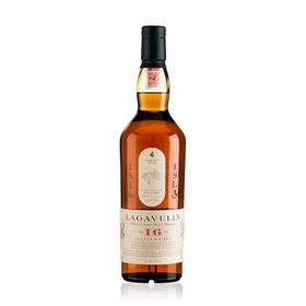 Lagavulin - 16 Year Old Single Malt Whisky - Case 6 x 750ml