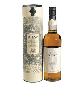 Oban - 14 Year Old Single Malt Whisky - 750ml
