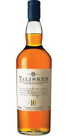 Talisker - 10 Year Old Single Malt Whisky - 750ml