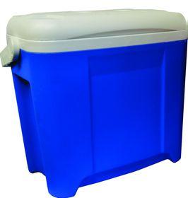 LeisureQuip - 26 Litre Hard Body Coolerbox - Blue