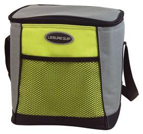 LeisureQuip - 12 CanLeisureQuip - Soft Cooler Bag - Green