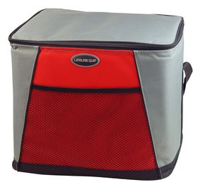 LeisureQuip - 30 CanLeisureQuip - Soft Cooler Bag - Red