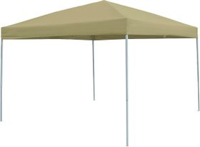 LeisureQuip - Gazebo 3m x 3m - Cream & White
