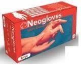 Neoglove - Latex Powdered Non-Sterile Small