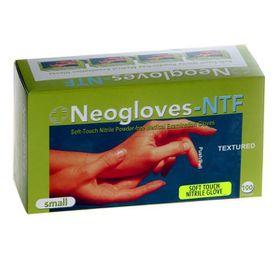 Neoglove - Latex Free Powder Free Soft Touch Non-Sterile Small