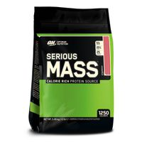 Optimum Nutrition Serious Mass 5.4kg - Strawberry