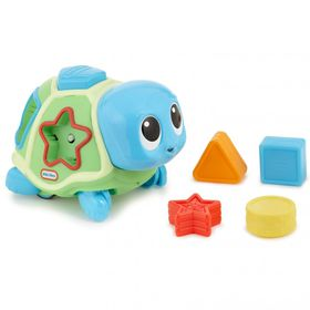 Little Tikes Lil Ocean Explorer Crawl and Pop Turtle